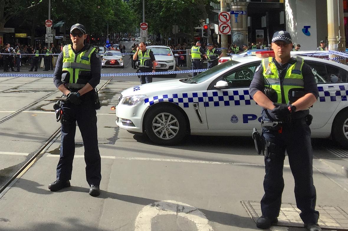 incident v Melbourne