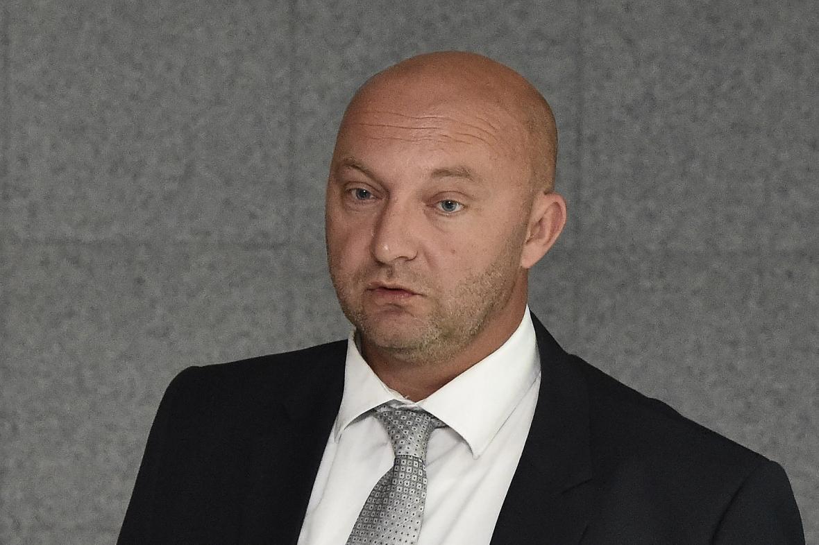 Soudce Jan Kozák