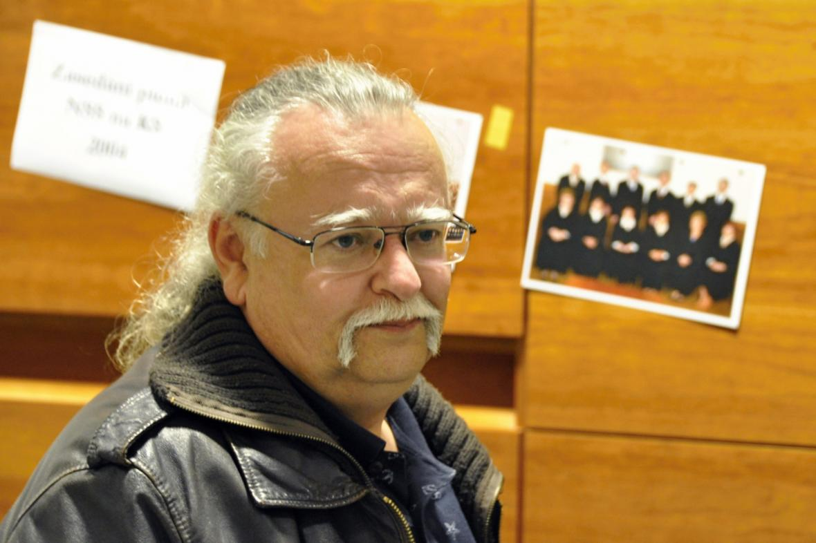 Soudce Kamil Kydalka
