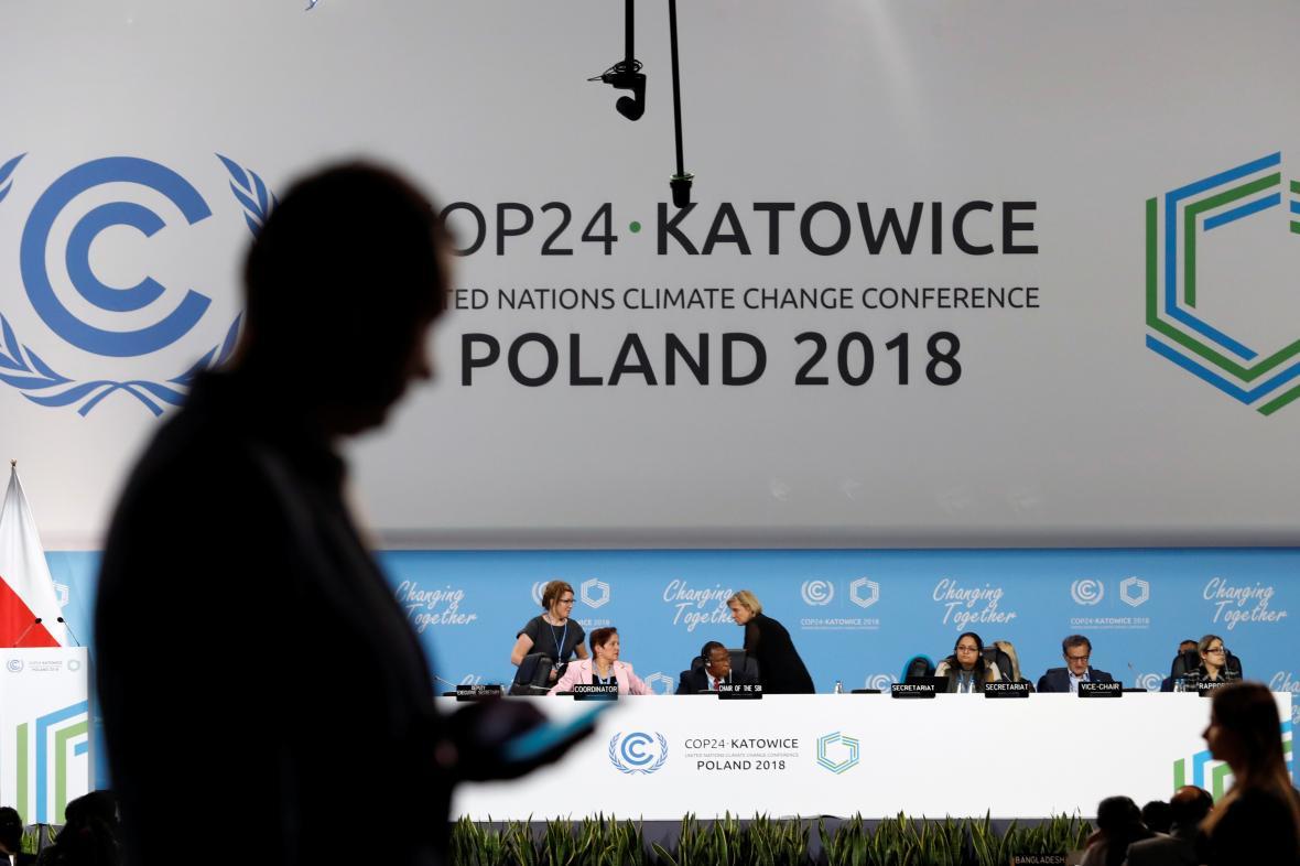 Klimatická konference v Katovicích