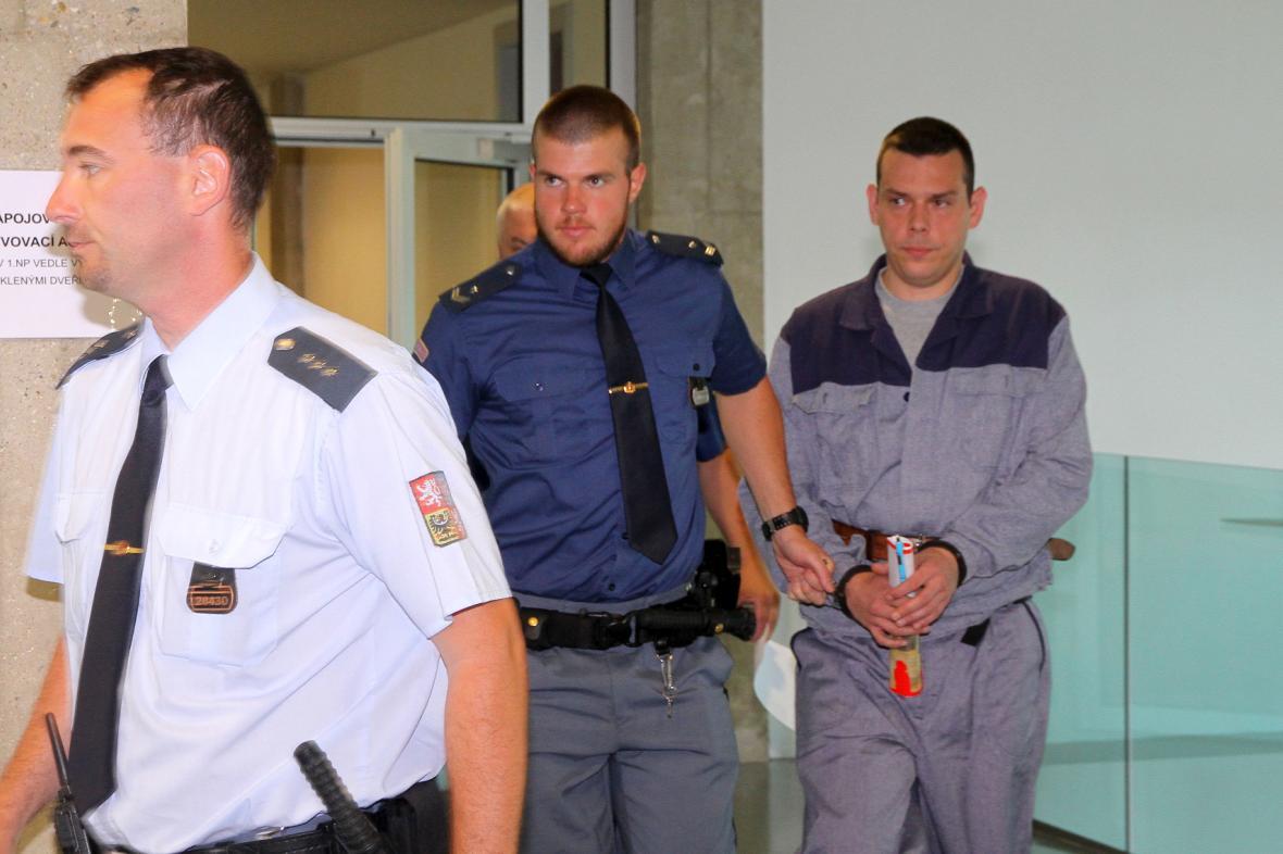 Česlav Hurina (na snímku vpravo)