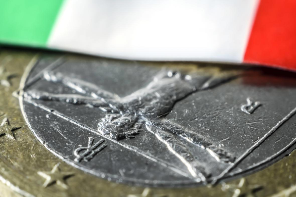 Italská euromince
