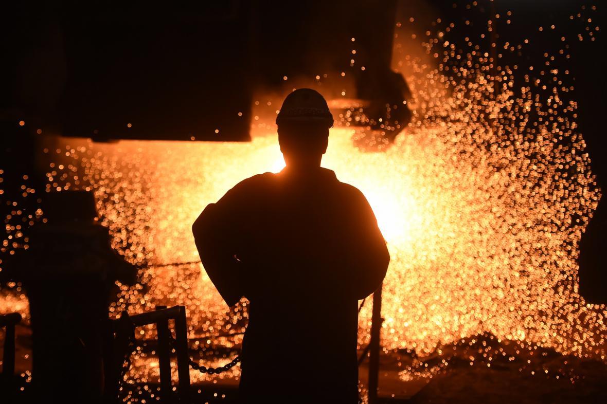 Vítkovické železárny