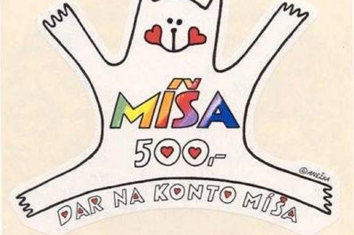 Logo Konta Míša