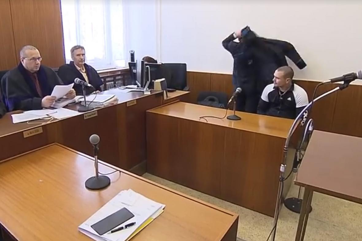 Osmadvacetiletý útočník Radek Foltera