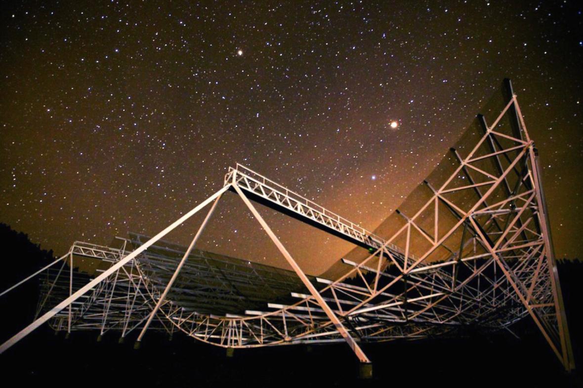 Radioteleskop CHIME