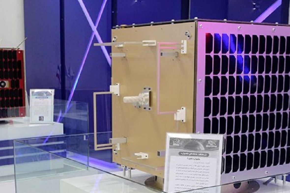 Íránský satelit