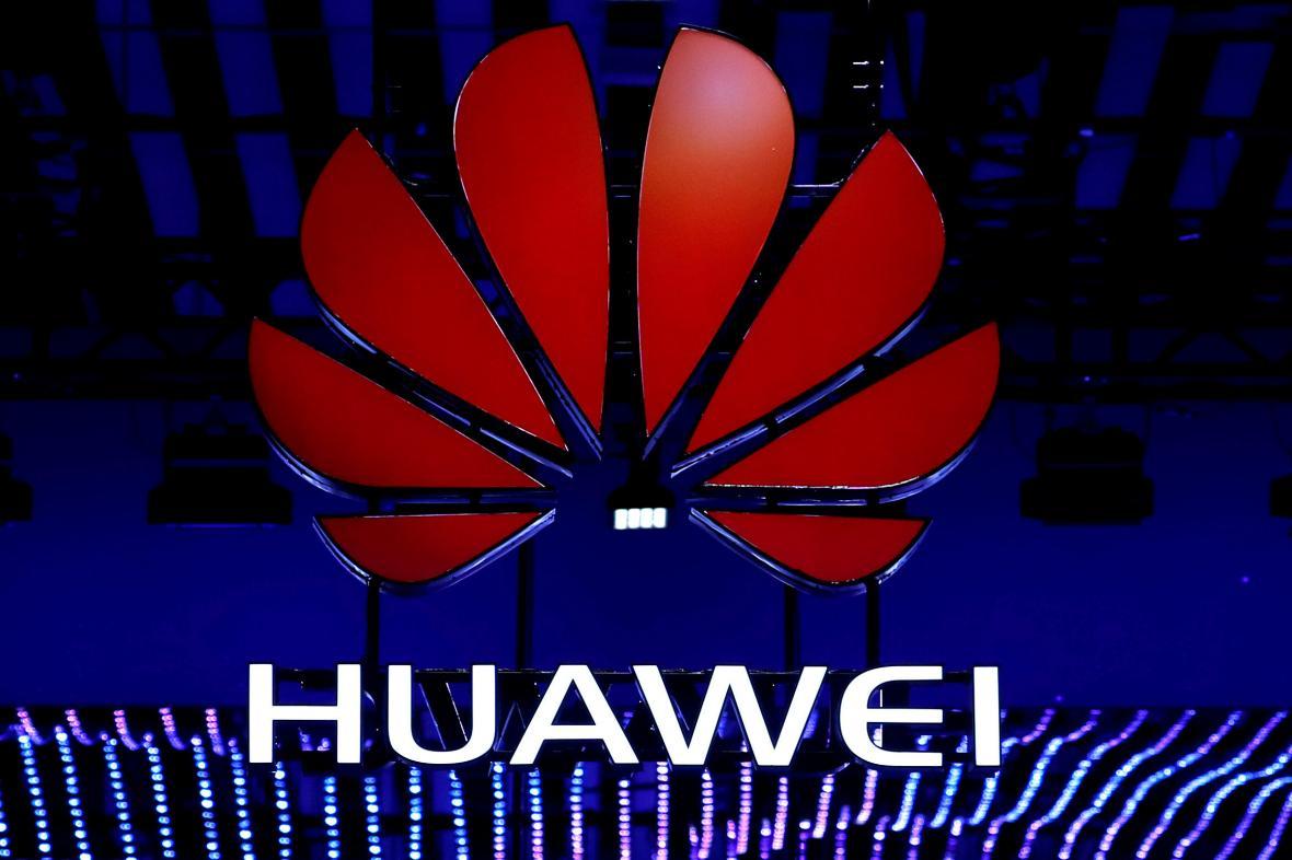 Čínská společnost Huawei
