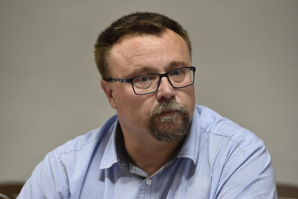 Martin Říha byl v komunálních volbách v roce 2018 lídrem kandidátky KSČM v Brně