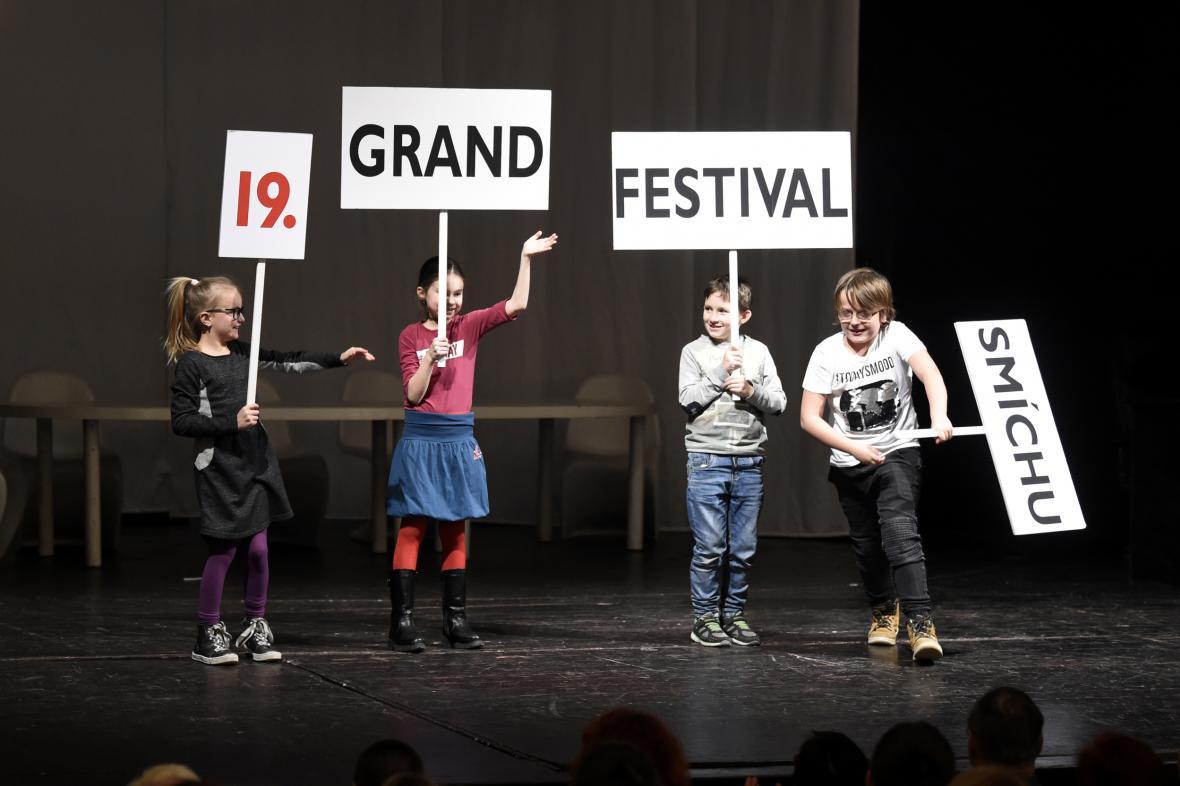 19. Grand festival smíchu