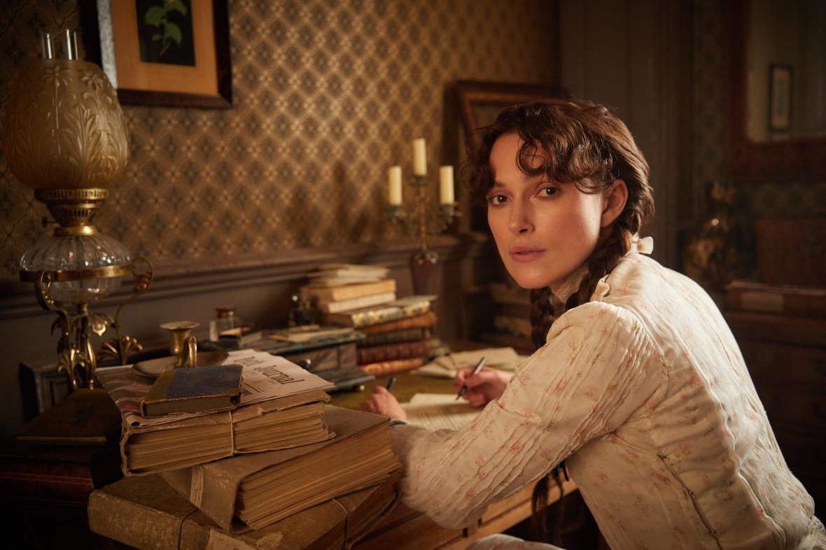 Keira Knightley jako Colette