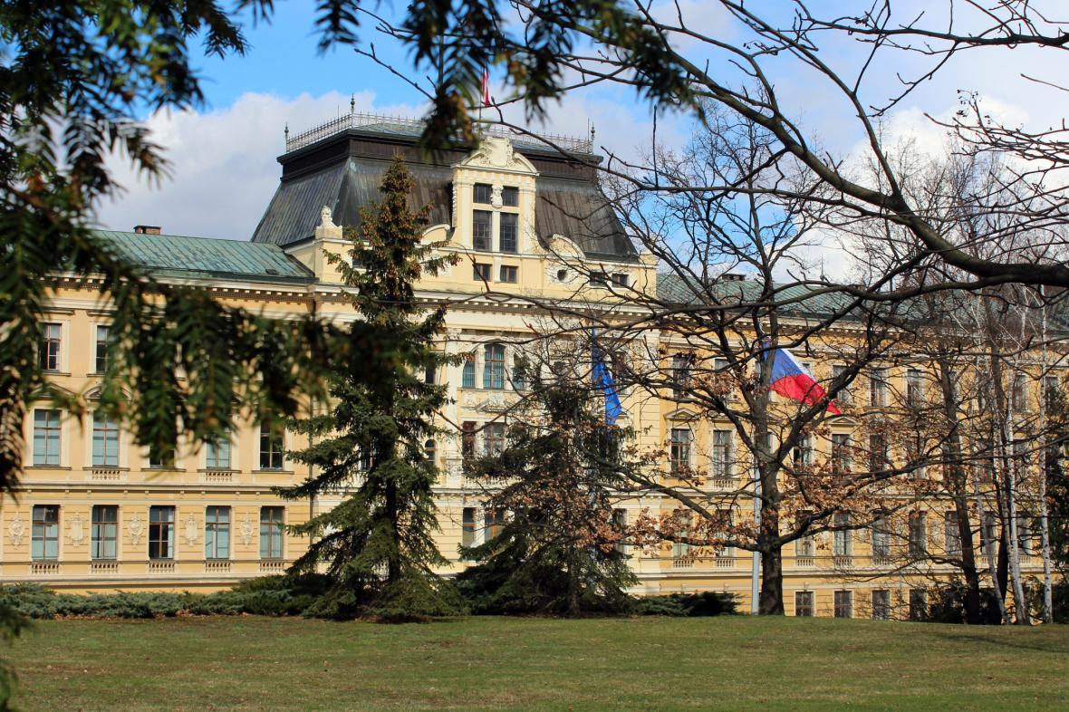 Sídlo ministerstva obrany