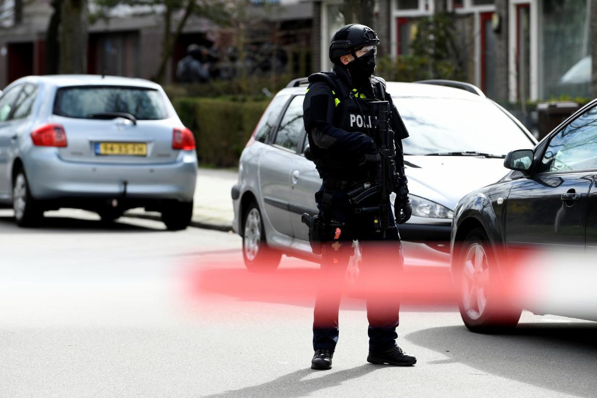 Střelba v Utrechtu