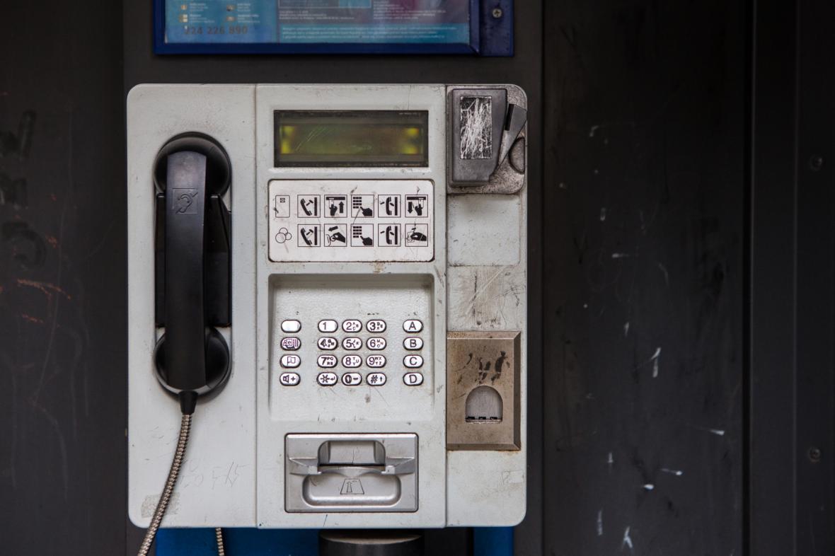 Telefonní automat