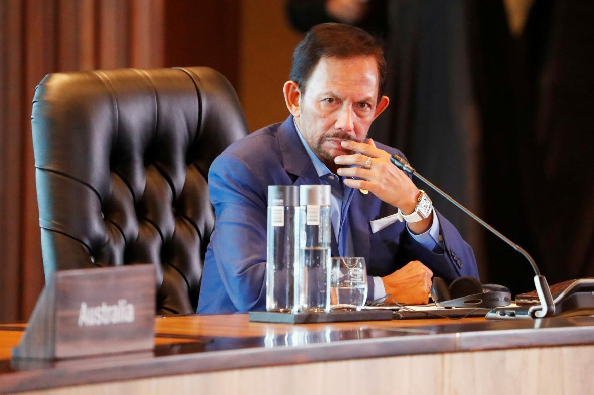 Sultán Hassanal Bolkiah