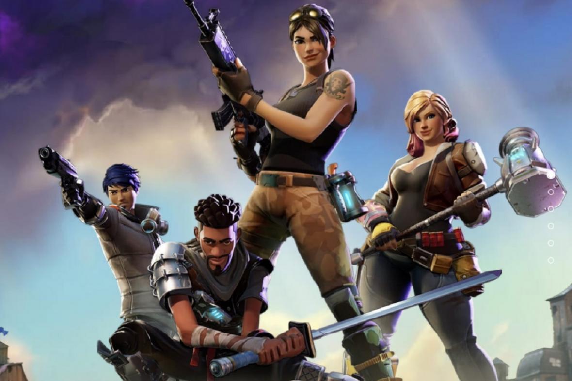 Fortnite - jedna z nejoblíbenějších her dneška