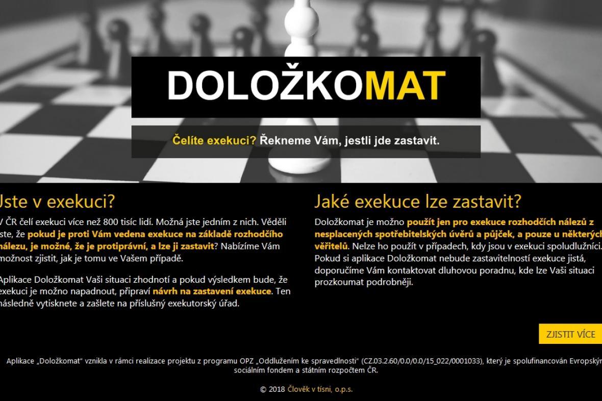 Aplikace proti nezákonné exekuci