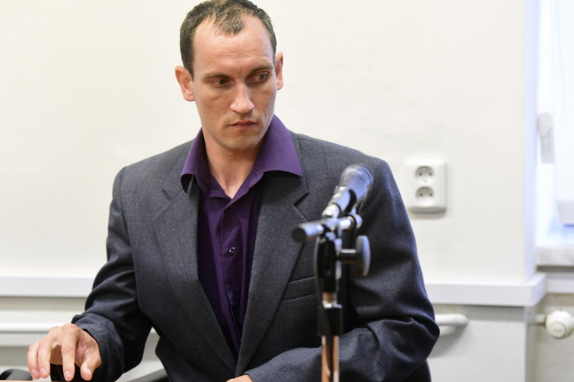 Hasič Petr Matějíček, který způsobil nehodu cisterny na Šumpersku