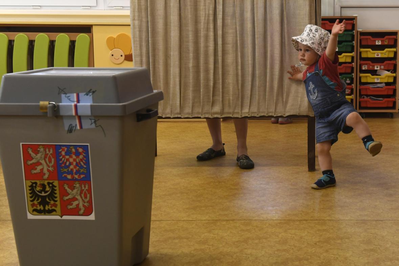 Volby do Evropského parlamentu v Praze