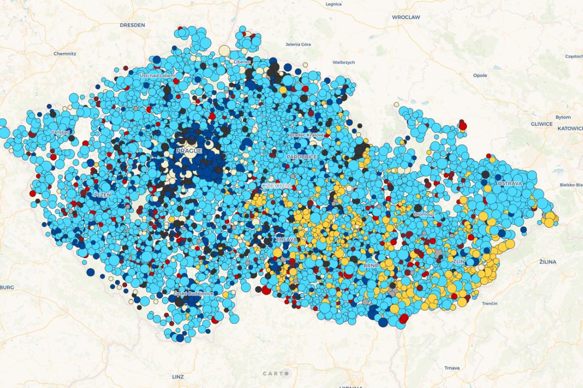 Výsledky voleb do EP