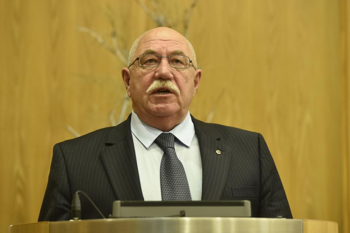 Náměstek olomouckého primátora Pavel Hekela