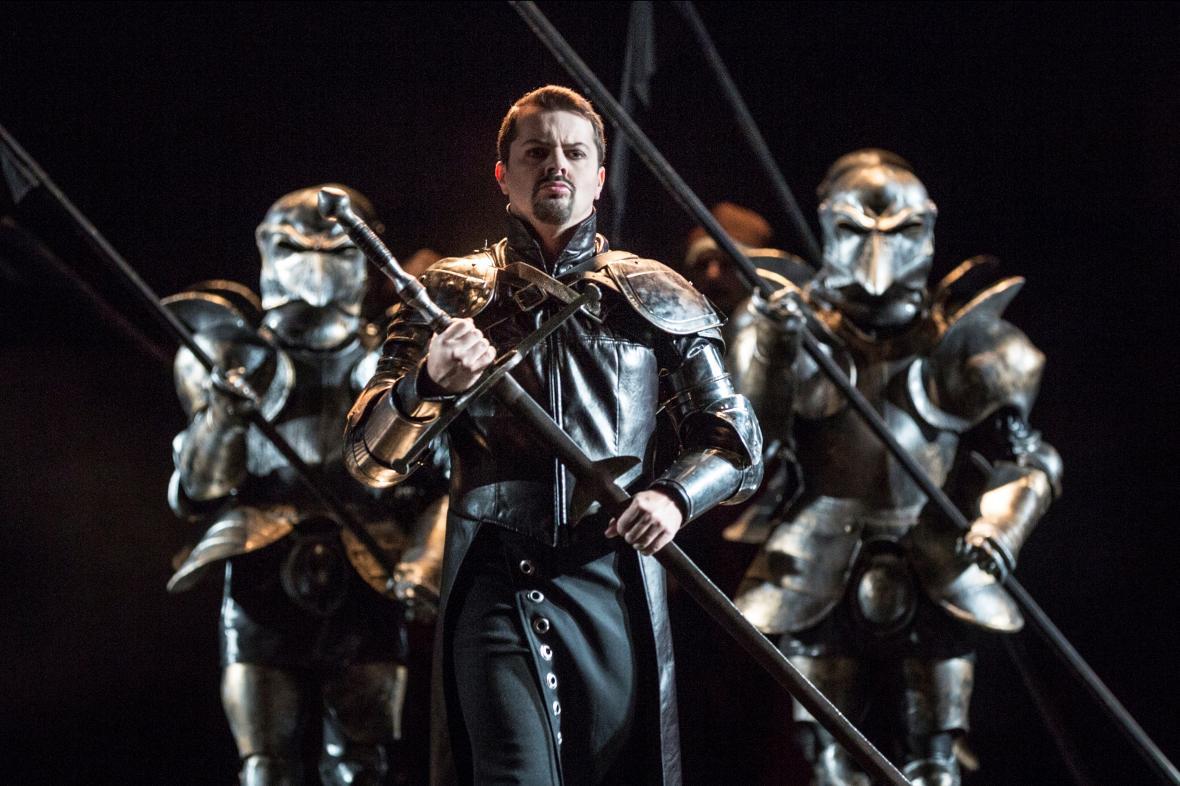 Opera Dalibor v Národním divadle