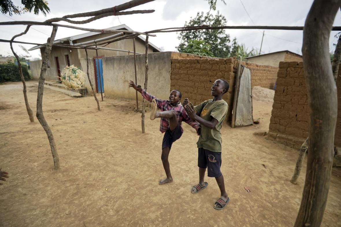 Ve rwandské