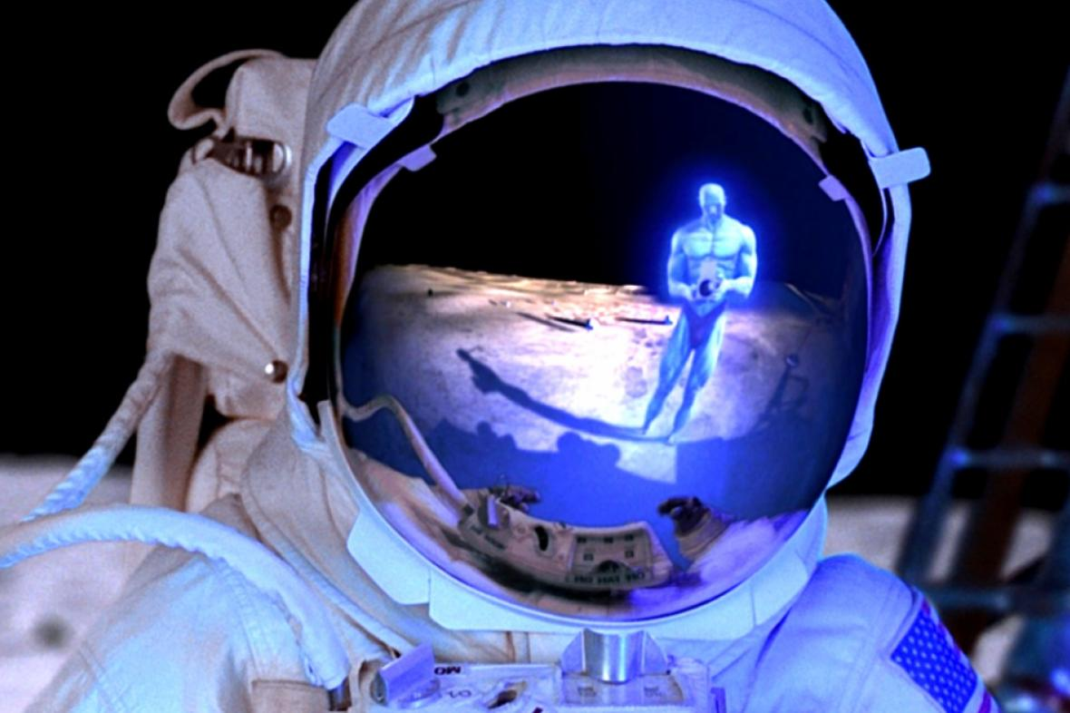 Apollo 11 ve filmu Watchmen