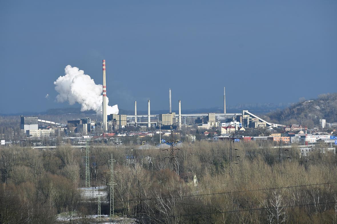 Koksovna v Ostravě-Přívozu