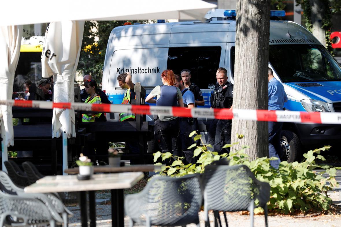 Německá policie vyšetřuje vraždu Gruzínce v Berlíně