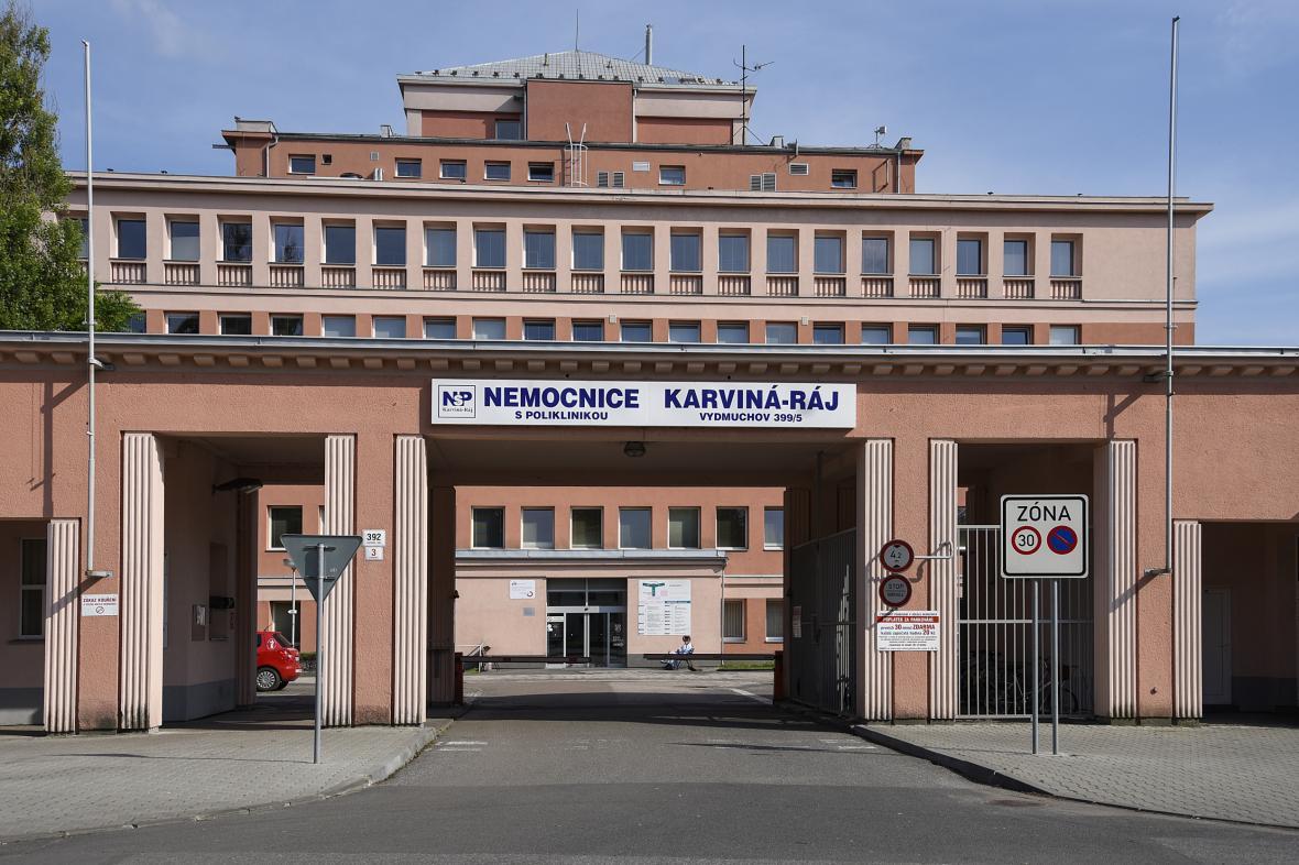 Nemocnice v Karviné