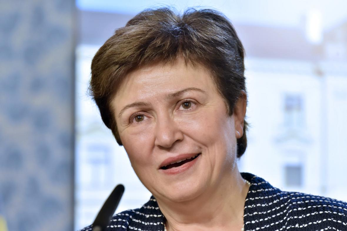 Kristalina Georgievová