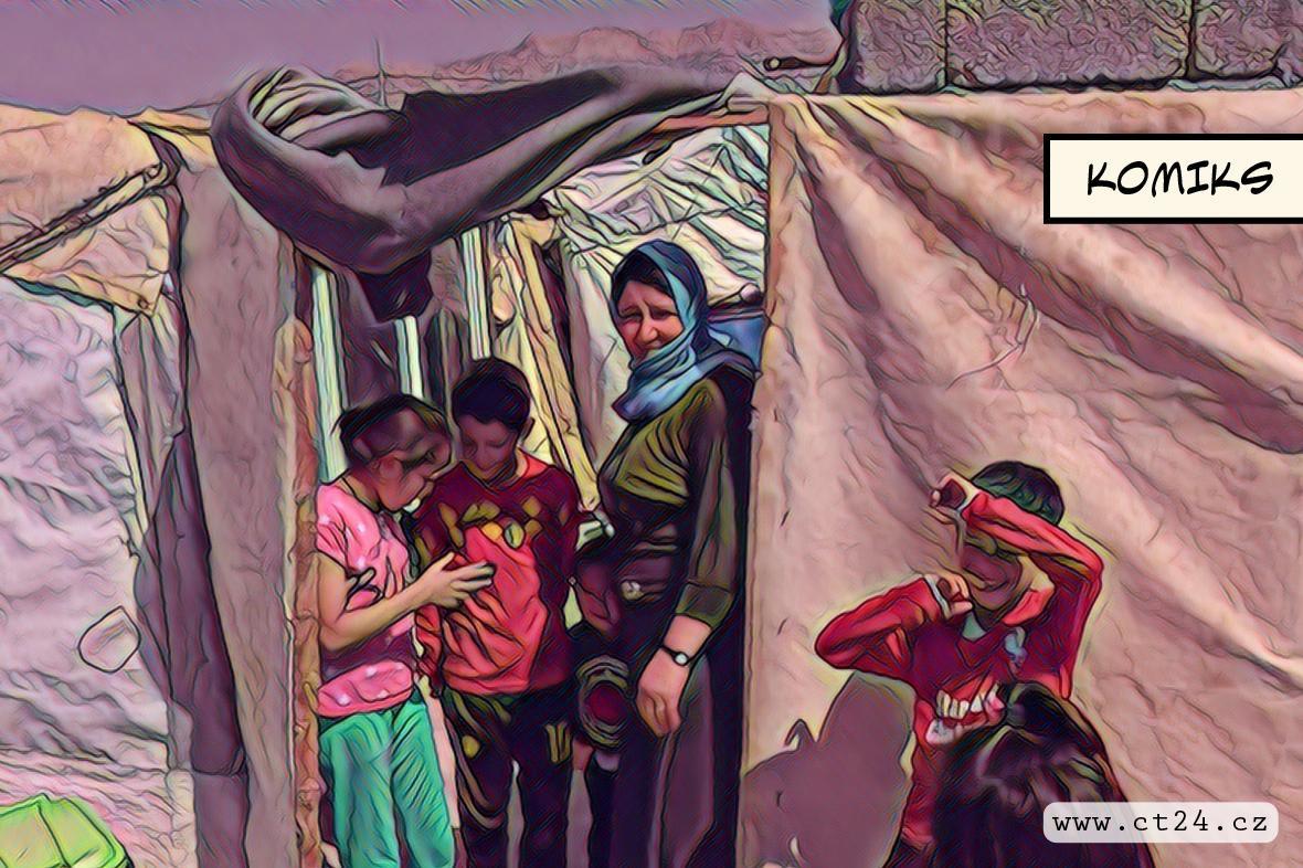 Jezídové se nemají kam vrátit