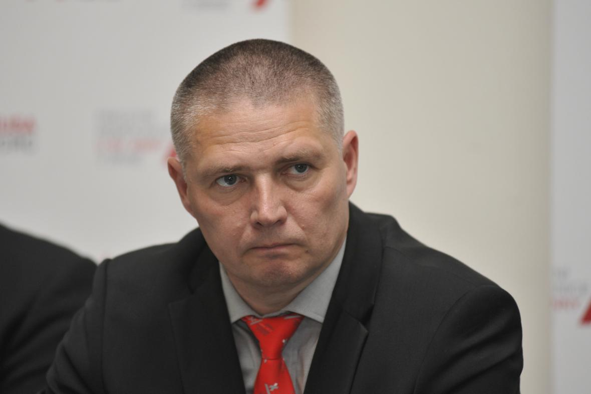 Bývalý ředitel Fakultní nemocnice u svaté Anny Martin Pavlík