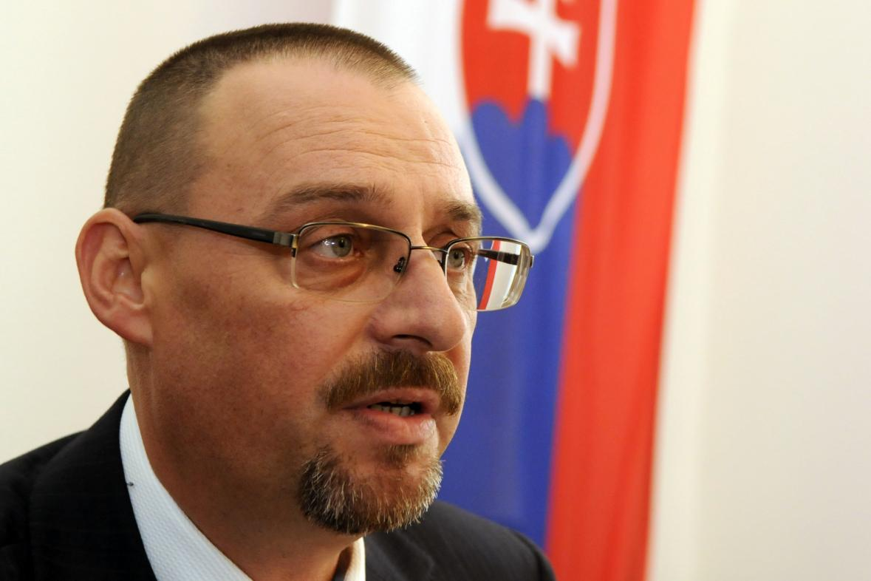 Prokurátor Dobroslav Trnka na snímku z roku 2010