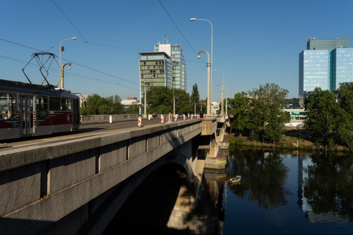 Libeňský most