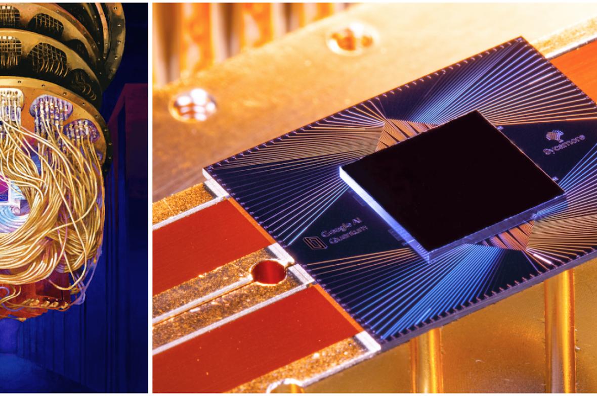 Kvantový čip od Google