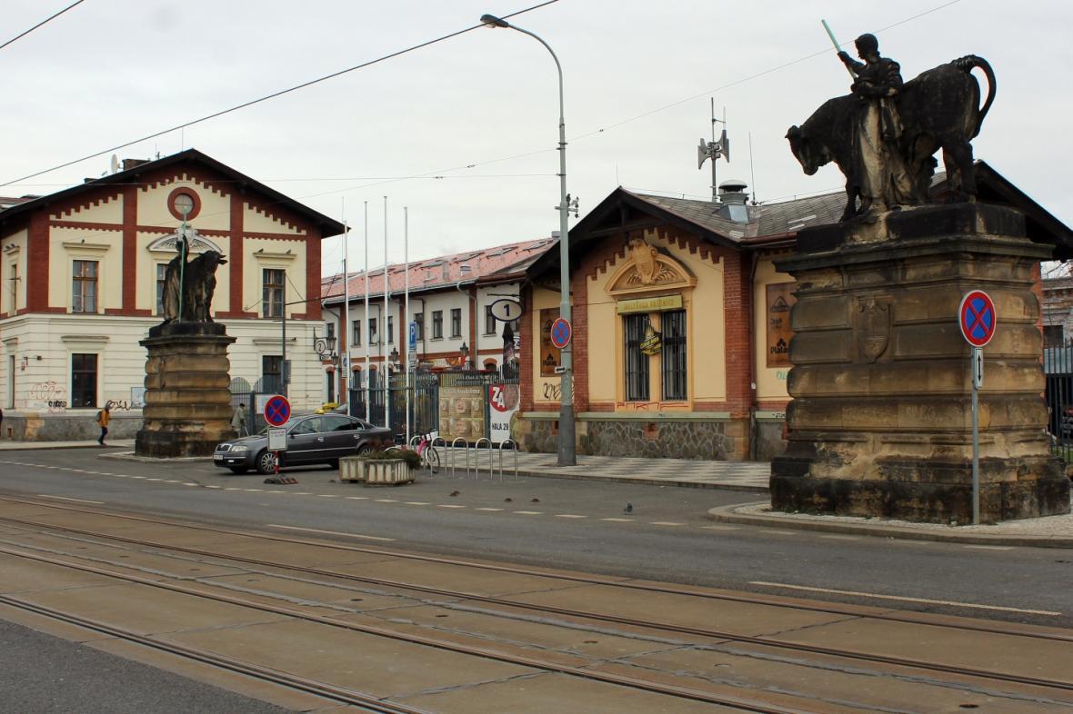 Tržnice v Holešovicích