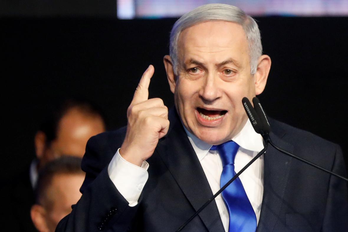 Benjamin Netanjahu