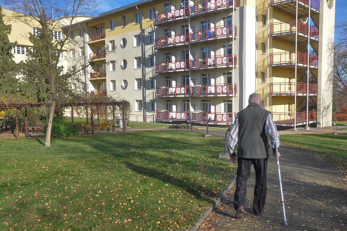 Domov pro seniory Slunečnice v Ostravě-Porubě