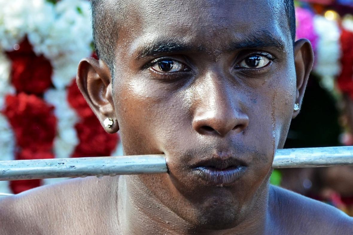 Rituál na Mauriciu