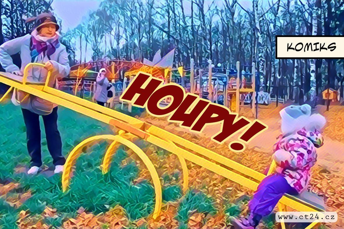 V ruském Vladimiru se o děti starají náhradní babičky. Pomoc využívají hlavně samoživitelky