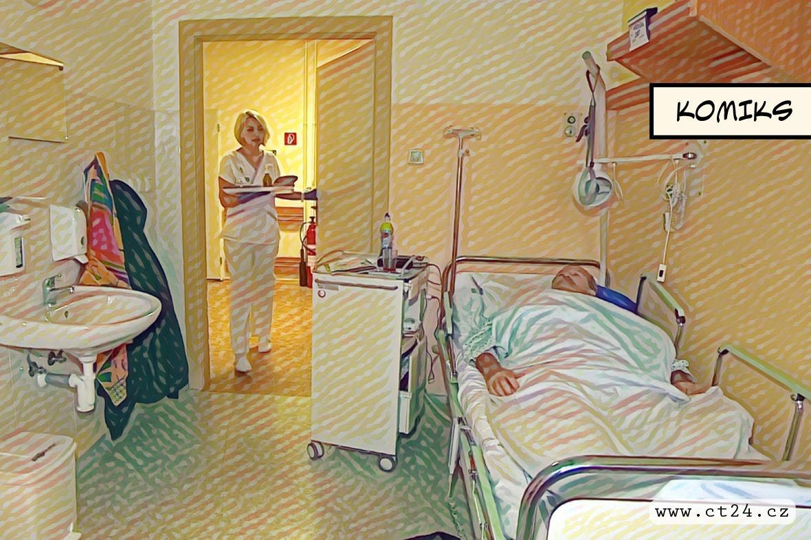 Nemocnicím v Brně chybí zdravotní sestry