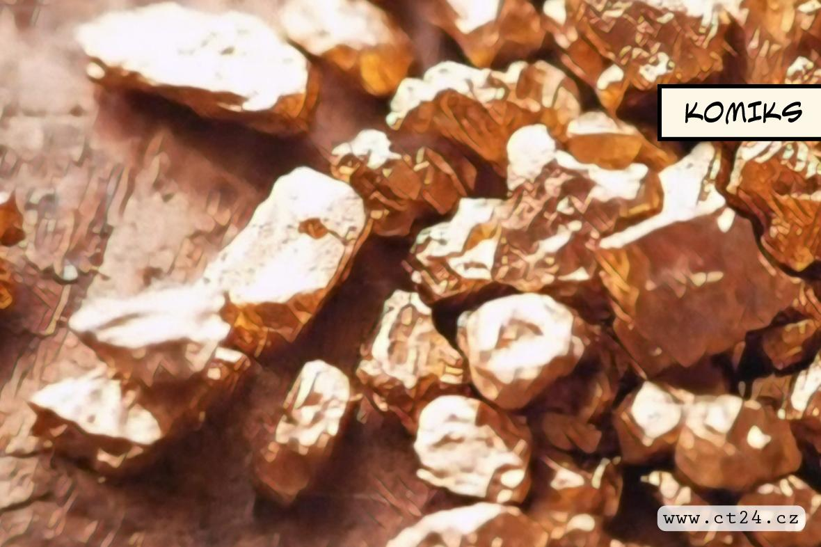 Zlato na Táborsku