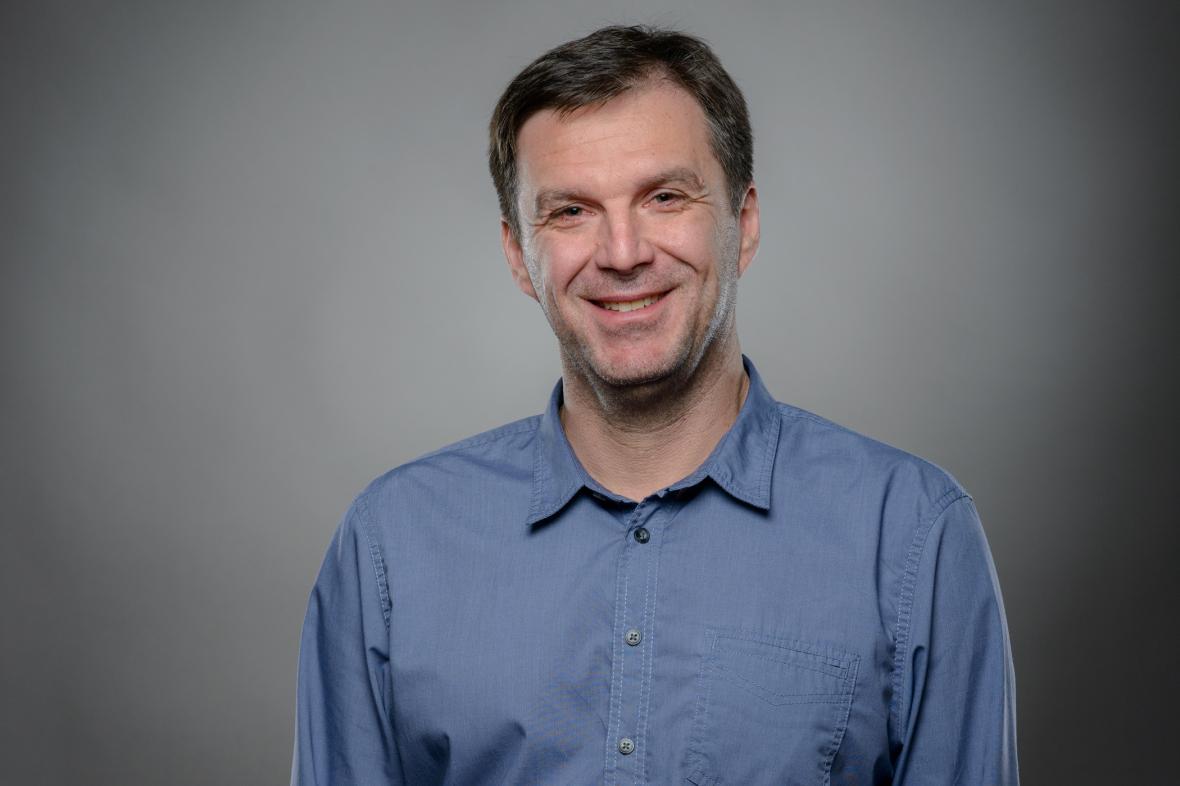 David Jakš působil v Číně jako zahraniční zpravodaj Českého rozhlasu