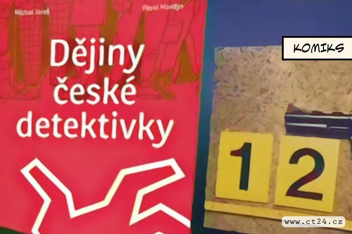 Historie české detektivky