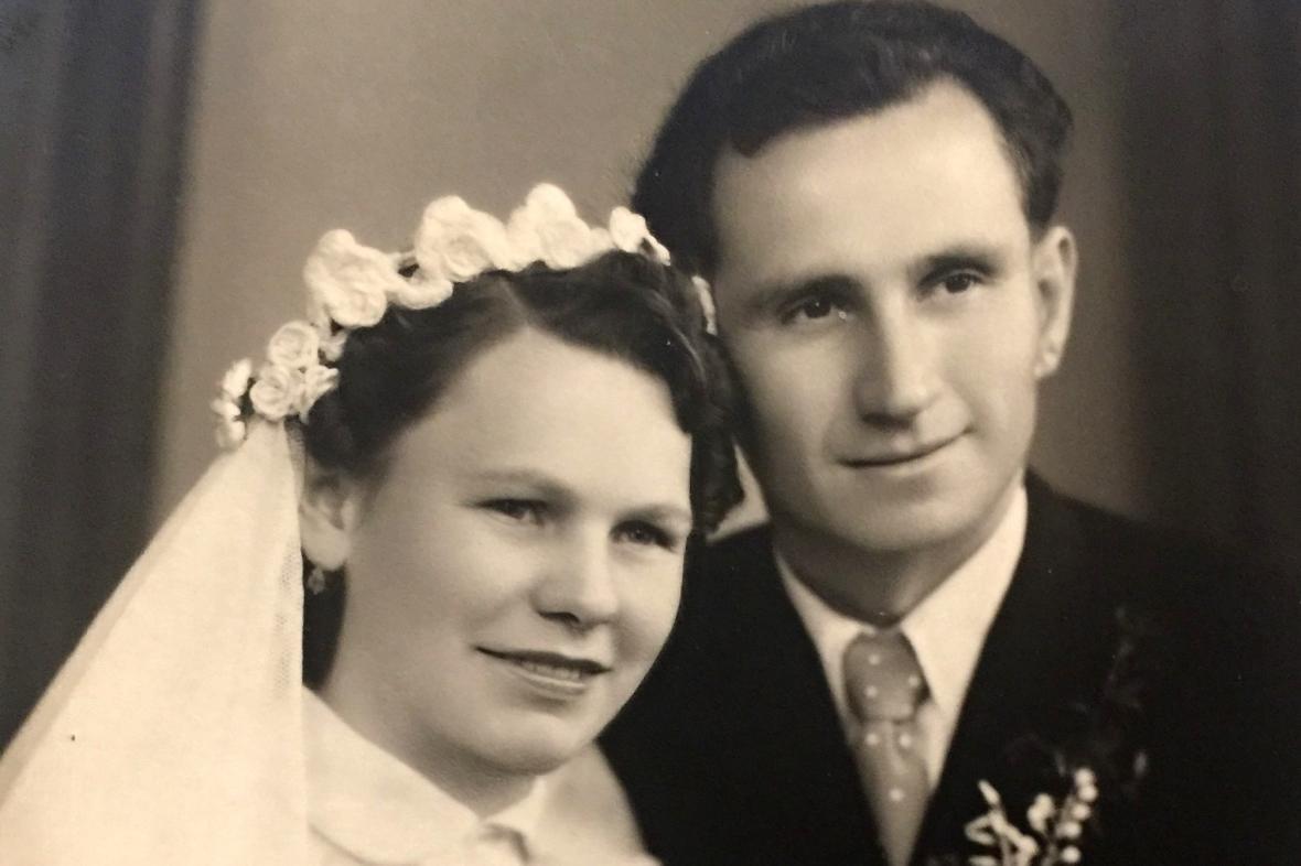 Manželé Spáčilovi (1954)