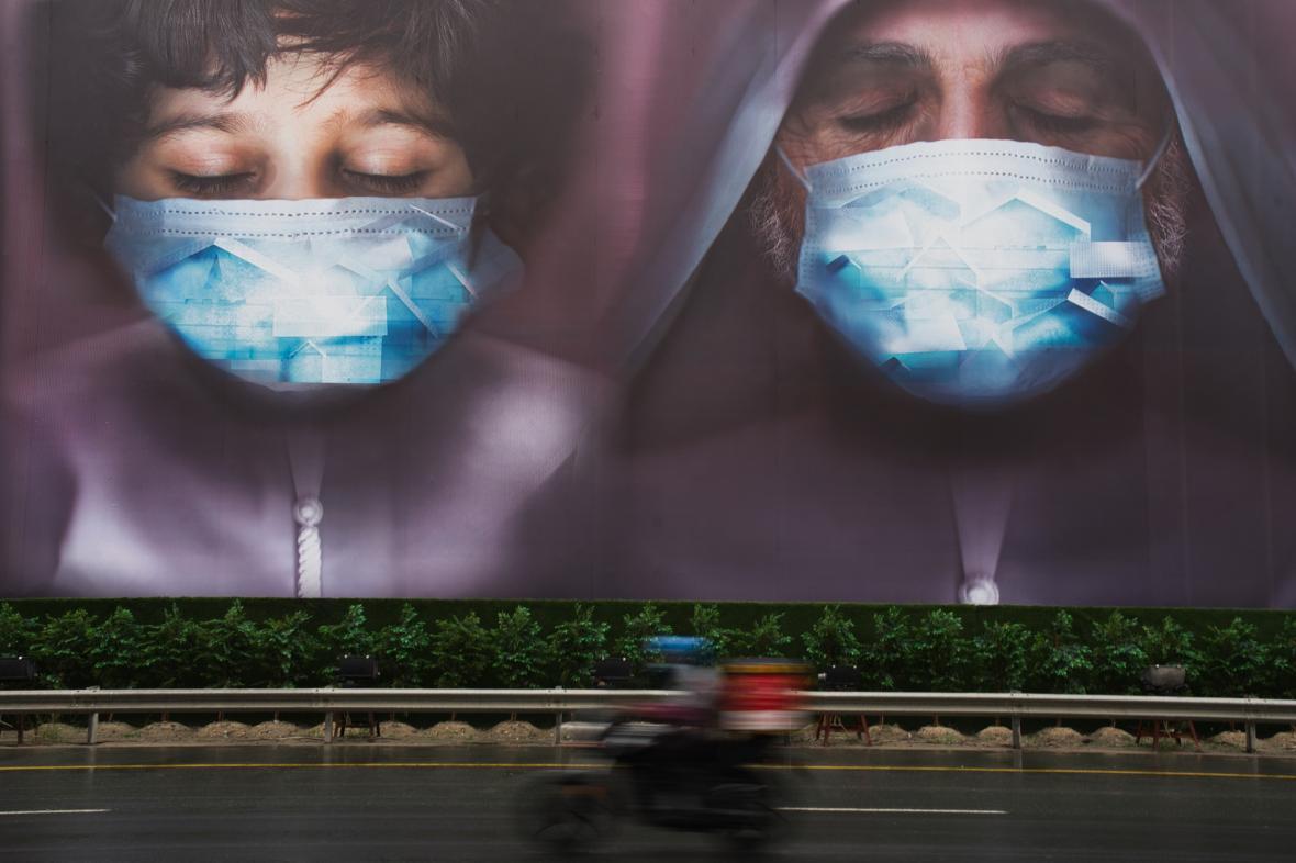 Umělecké zpracování pandemie koronaviru
