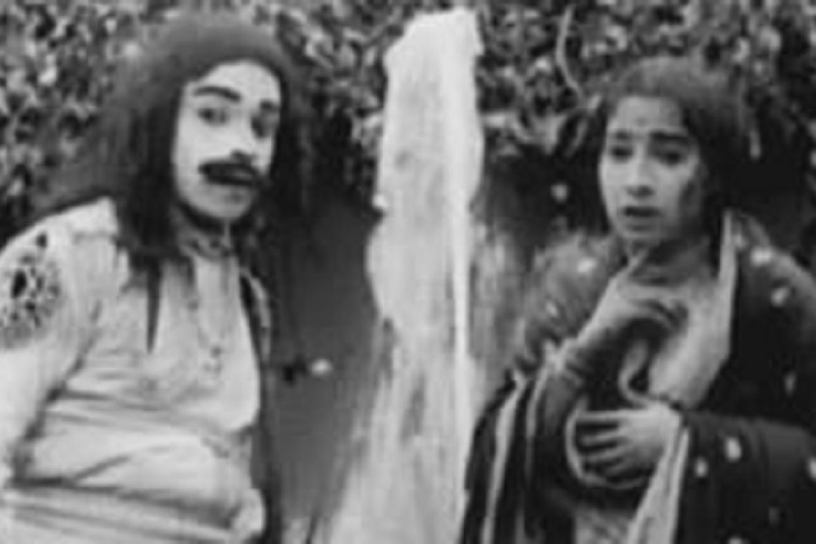 Ukázka z filmu Raja Harishchandra