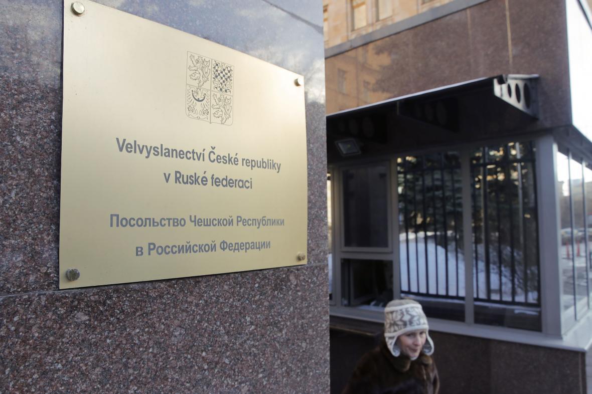 Velvyslanectví v Moskvě
